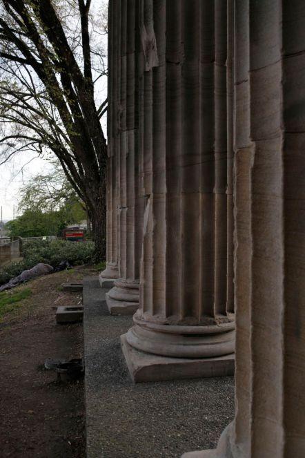 Colonnade, 2015